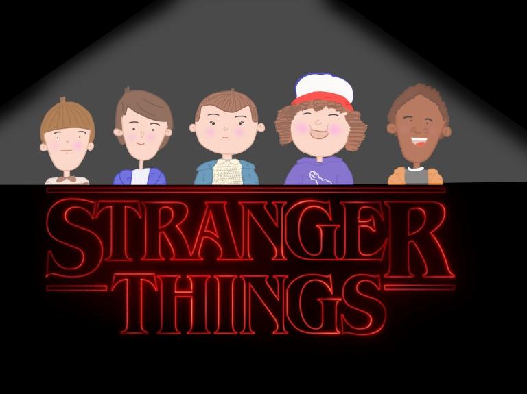 strangers things