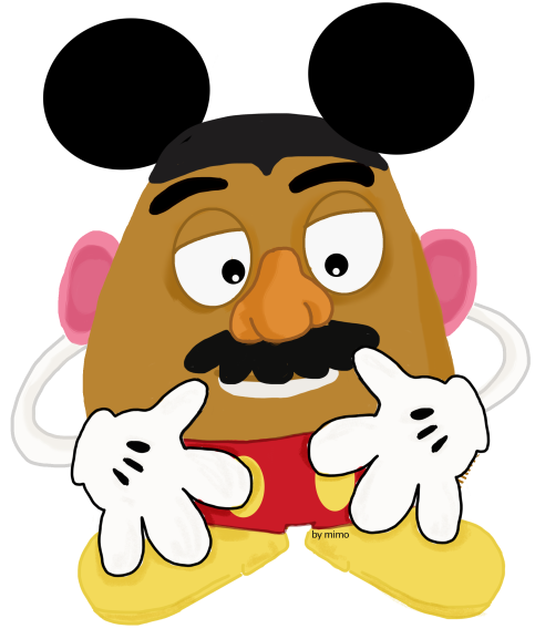 patata mickey